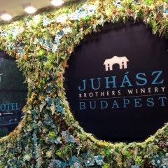 Smart Hotel Budapest Будапешт спортивное сооружение