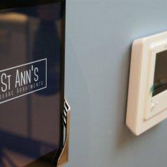 Апартаменты St Anns Square Apartments удобства в номере