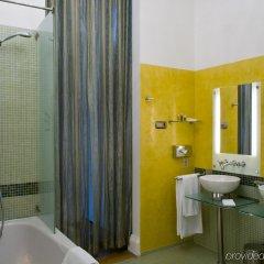 Отель Smetana Hotel Чехия, Прага - отзывы, цены и фото номеров - забронировать отель Smetana Hotel онлайн ванная фото 2