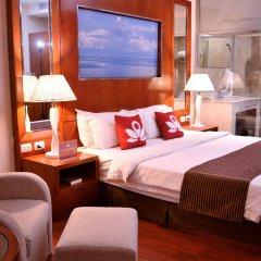 Отель ZEN Rooms Sunlight Palawan Филиппины, Пуэрто-Принцеса - отзывы, цены и фото номеров - забронировать отель ZEN Rooms Sunlight Palawan онлайн комната для гостей фото 3