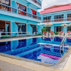 Отель Delicious Residence бассейн фото 2
