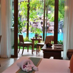 Отель Ravindra Beach Resort And Spa комната для гостей фото 6