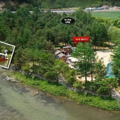 Отель Art In Island Pension Южная Корея, Пхёнчан - отзывы, цены и фото номеров - забронировать отель Art In Island Pension онлайн