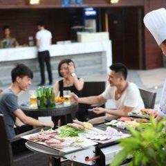 Отель Days Hotel & Suites Mingfa Xiamen Китай, Сямынь - отзывы, цены и фото номеров - забронировать отель Days Hotel & Suites Mingfa Xiamen онлайн питание фото 2