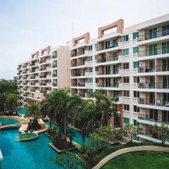 Отель Paradise Park Jomtien By Grandisvillas Паттайя балкон