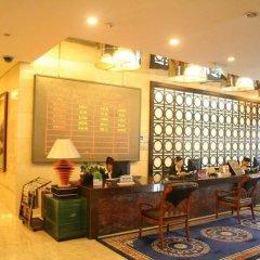 Отель Fengzhan Hotel - Beijing Китай, Пекин - отзывы, цены и фото номеров - забронировать отель Fengzhan Hotel - Beijing онлайн интерьер отеля фото 3