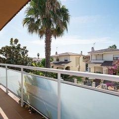 Отель Tania House балкон