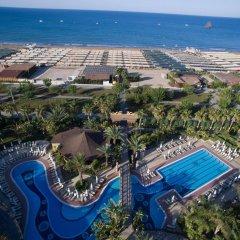 Royal Dragon Hotel – All Inclusive Турция, Сиде - отзывы, цены и фото номеров - забронировать отель Royal Dragon Hotel – All Inclusive онлайн пляж
