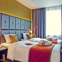 Гостиница Mercure Тюмень Центр 4* Номер Делюкс 2 отдельные кровати фото 2