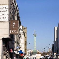 Отель Paris Bastille Франция, Париж - отзывы, цены и фото номеров - забронировать отель Paris Bastille онлайн городской автобус