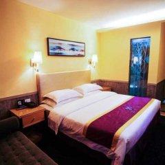 Отель Leisurely Hotel Shenzhen Китай, Шэньчжэнь - отзывы, цены и фото номеров - забронировать отель Leisurely Hotel Shenzhen онлайн комната для гостей фото 2