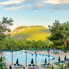 Montana Pine Resort Турция, Олудениз - 2 отзыва об отеле, цены и фото номеров - забронировать отель Montana Pine Resort - All Inclusive онлайн бассейн фото 3