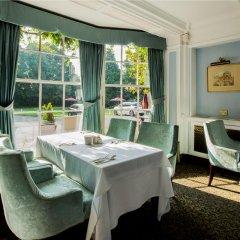 Отель Muthu Belstead Brook Hotel Великобритания, Ипсуич - отзывы, цены и фото номеров - забронировать отель Muthu Belstead Brook Hotel онлайн питание фото 2
