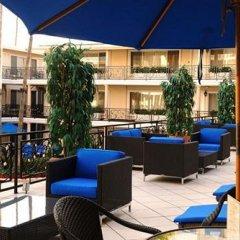 Отель Beverly Hills Plaza Hotel США, Лос-Анджелес - отзывы, цены и фото номеров - забронировать отель Beverly Hills Plaza Hotel онлайн питание фото 3