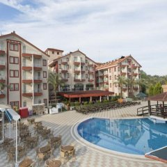 Hane Sun Hotel Сиде бассейн