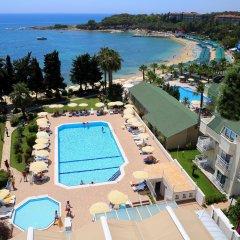 Incekum Su Hotel Турция, Аланья - отзывы, цены и фото номеров - забронировать отель Incekum Su Hotel - All Inclusive онлайн бассейн