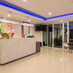 Отель Krabi Inn & Omm Hotel Таиланд, Краби - отзывы, цены и фото номеров - забронировать отель Krabi Inn & Omm Hotel онлайн интерьер отеля фото 3