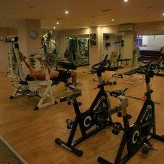 Sultan Sipahi Resort Hotel фитнесс-зал