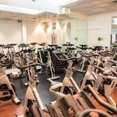 Отель West Side YMCA фитнесс-зал