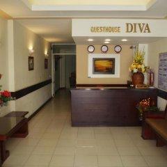 Отель Diva Guesthouse интерьер отеля фото 2