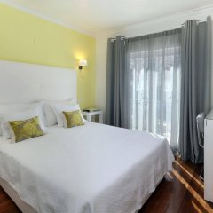 Отель Vila São Vicente - Adults Only комната для гостей фото 2