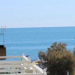 Hotel 4 Stagioni Риччоне пляж