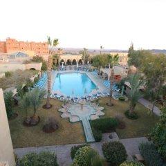 Отель Karam Palace Марокко, Уарзазат - отзывы, цены и фото номеров - забронировать отель Karam Palace онлайн бассейн фото 2
