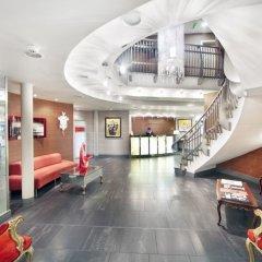 Stanley House Hotel & Spa интерьер отеля
