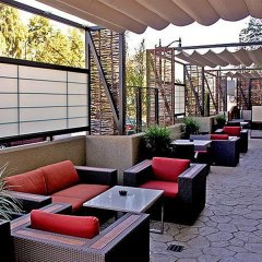 Отель Hilton Garden Inn Los Angeles/Hollywood Лос-Анджелес фото 9