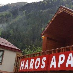 Haros Apart Hotel Турция, Узунгёль - отзывы, цены и фото номеров - забронировать отель Haros Apart Hotel онлайн парковка