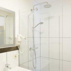 Отель LEHENERHOF Зальцбург ванная