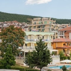Отель Панорама Болгария, Свети Влас - отзывы, цены и фото номеров - забронировать отель Панорама онлайн балкон