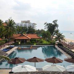 Отель Seahorse Resort & Spa Фантхьет бассейн фото 3
