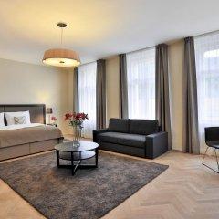 James Hotel And Apartments Прага комната для гостей фото 5