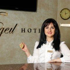Эдем Отель интерьер отеля фото 7