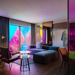 Отель RYSE, Autograph Collection комната для гостей фото 7