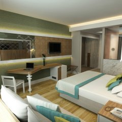 Отель Side Crown Sunshine Сиде комната для гостей фото 5