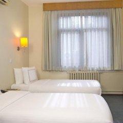 Hotel Ilkay 3* Стандартный номер с двуспальной кроватью фото 9