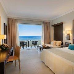 Отель Elysium Resort & Spa Греция, Парадиси - отзывы, цены и фото номеров - забронировать отель Elysium Resort & Spa онлайн комната для гостей фото 4