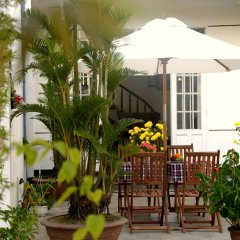 Отель Hoa Thien Homestay питание фото 2
