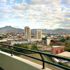 Отель Tegucigalpa Marriott Hotel Гондурас, Тегусигальпа - отзывы, цены и фото номеров - забронировать отель Tegucigalpa Marriott Hotel онлайн балкон