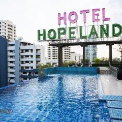 Hope Land Hotel Sukhumvit 8 бассейн