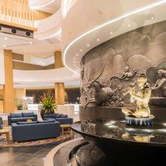 Отель Royal Cliff Beach Terrace Hotel Таиланд, Паттайя - отзывы, цены и фото номеров - забронировать отель Royal Cliff Beach Terrace Hotel онлайн интерьер отеля фото 3