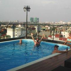 Tirant Hotel бассейн фото 3