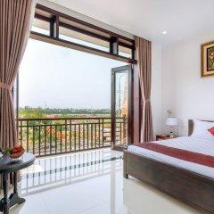 Отель Gia Phát балкон