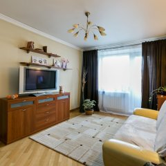Апартаменты GM Apartment Kutuzovskiy 17 комната для гостей фото 5