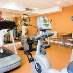 Отель Suite Novotel Nice Aeroport Ницца фитнесс-зал
