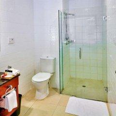 Отель Tanoa International Hotel Фиджи, Вити-Леву - отзывы, цены и фото номеров - забронировать отель Tanoa International Hotel онлайн ванная фото 2