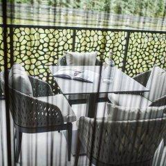 Hotel Dorner Suites Лагундо балкон