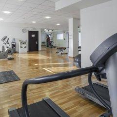 Отель NH Milano Concordia фитнесс-зал фото 4